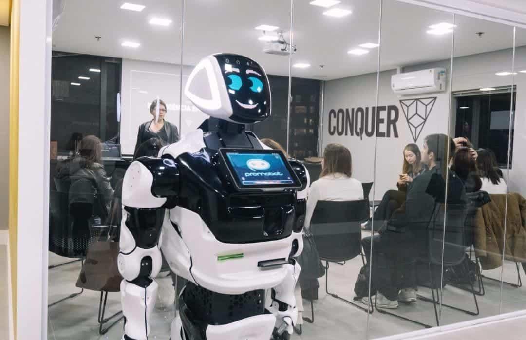 Robótica e serviço