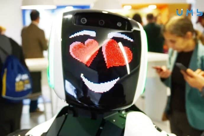 A Vez dos Robôs Atendentes Físicos no Brasil