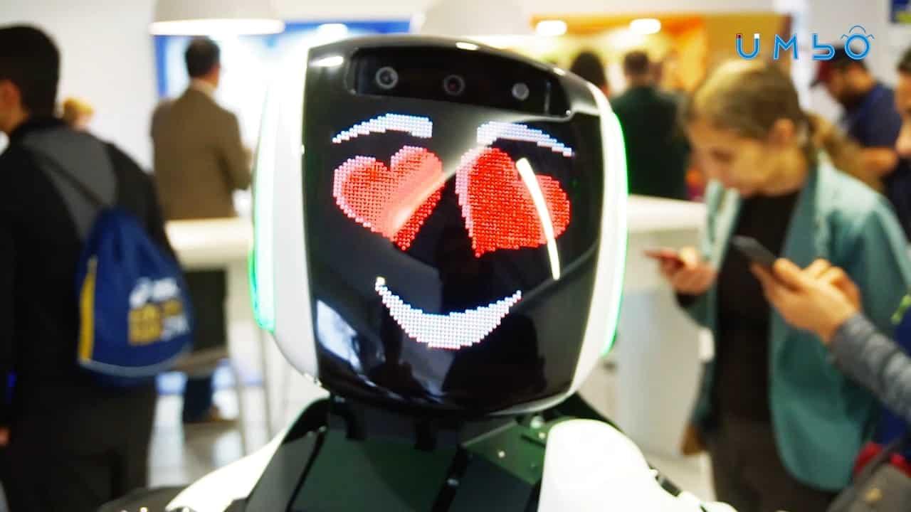 Robôs Atendentes, Robô Atendente