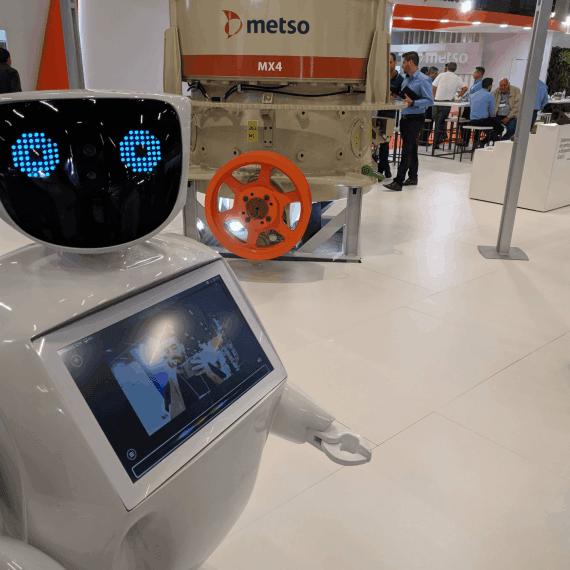 Acessibilidade e Tecnologia: Robôs que falam com todo mundo