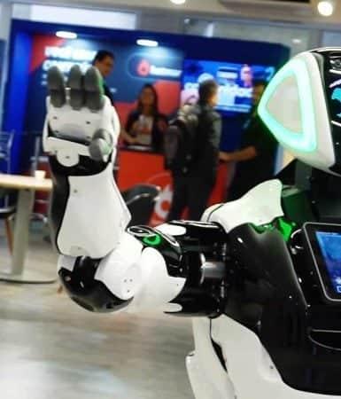 Tradutores de tecnologia: Robôs para imigrantes digitais