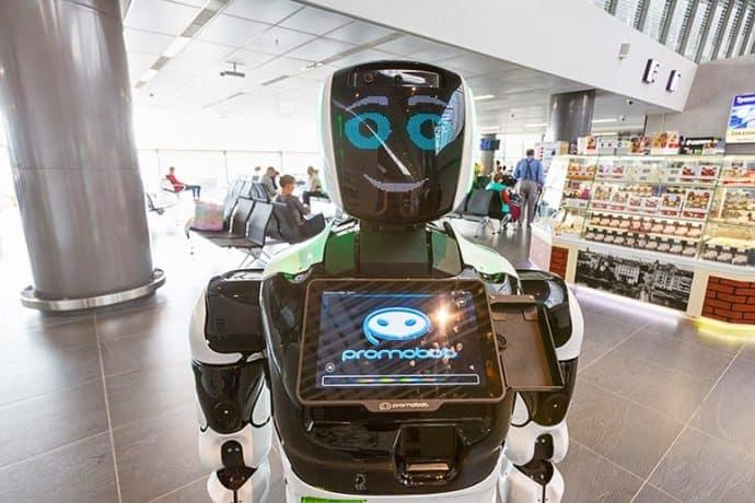 Quanto custa um robô trabalhando na sua empresa?