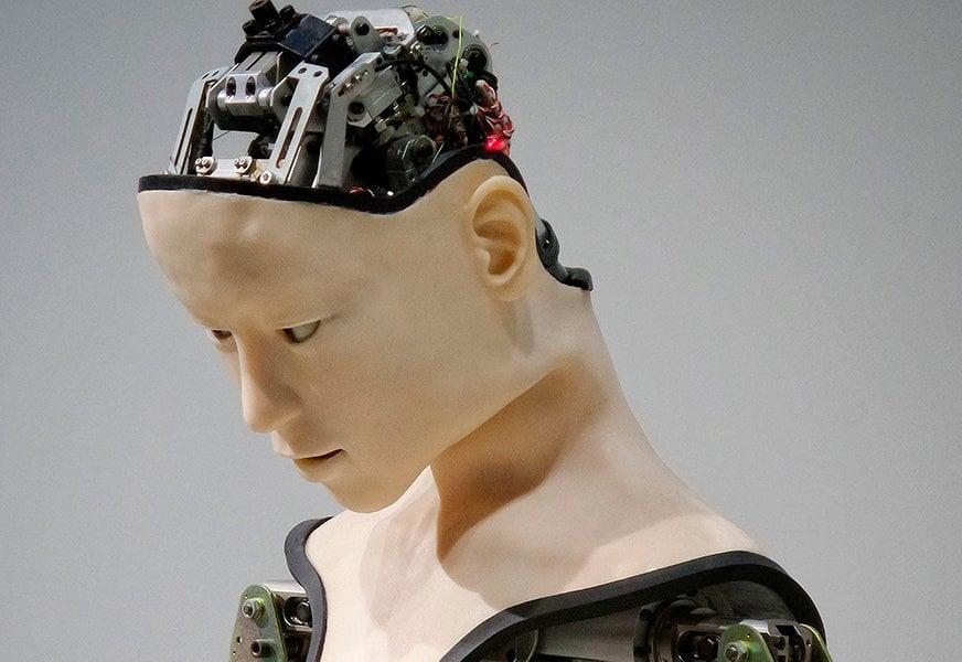 Personalidade dos Robôs