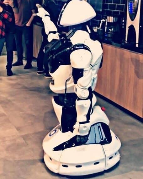 Robôs Atendentes: Uma Revolução na Experiência do Consumidor