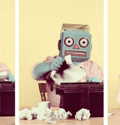 Não queremos dominar o mundo: Uma mensagem dos robôs.