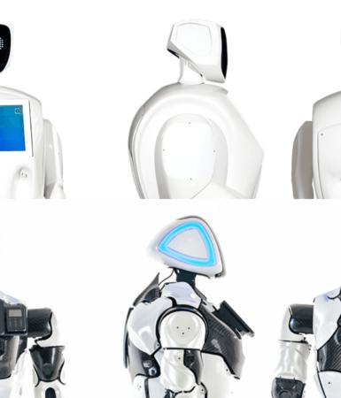 Robôs Promobot V2 vs V4: Quais são as diferenças?
