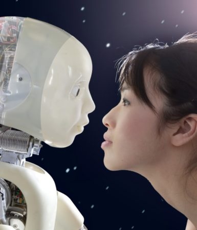 Por que existem robôs com aparência humana?