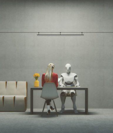 Como promover o atendimento presencial por meio de robôs? Entenda aqui