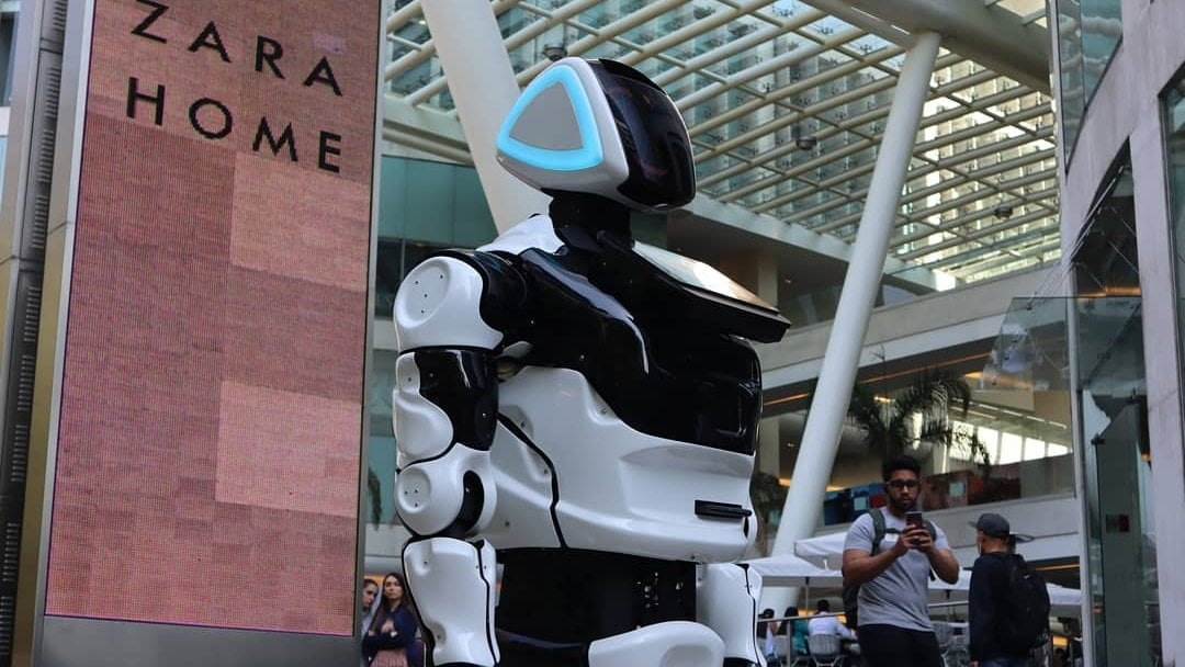 o que não fazer com robôs